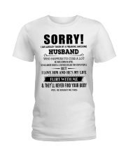 The perfect gift for your WIFE - D04 Ladies T-Shirt front