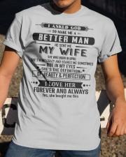 Gift for Husband - TINH04 Classic T-Shirt apparel-classic-tshirt-lifestyle-28