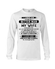 Gift for Husband - TINH04 Long Sleeve Tee thumbnail