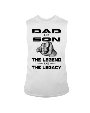 Dad and Son The Legend and The Legacy Sleeveless Tee tile