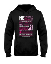 Special gift for Wife - Unite Hooded Sweatshirt thumbnail
