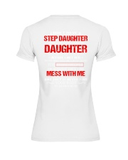 Gift for Dad T0 T4-131 Premium Fit Ladies Tee thumbnail