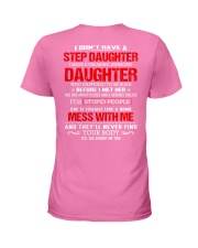 Gift for Dad T0 T4-131 Ladies T-Shirt thumbnail