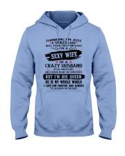 Gift for your wife Hooded Sweatshirt thumbnail