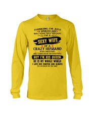 Gift for your wife Long Sleeve Tee thumbnail