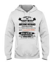 SEXY WIFE H08 Hooded Sweatshirt thumbnail