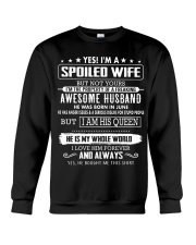 Gift for your wife - D6 Crewneck Sweatshirt thumbnail