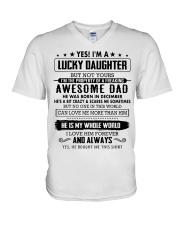 Lucky Daughter H12 V-Neck T-Shirt thumbnail