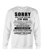 perfect gift for your girlfriend- A00 Crewneck Sweatshirt thumbnail