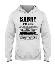 perfect gift for your girlfriend- A00 Hooded Sweatshirt thumbnail