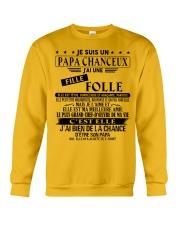 Cadeaux parfaits pour PaPa - D Crewneck Sweatshirt thumbnail