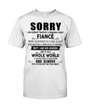 The perfect gift for fiancee - D00 Classic T-Shirt thumbnail