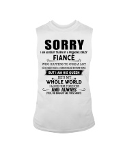 The perfect gift for fiancee - D00 Sleeveless Tee thumbnail