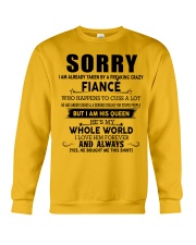 The perfect gift for fiancee - D00 Crewneck Sweatshirt thumbnail