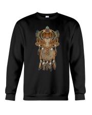 Native Owl Crewneck Sweatshirt thumbnail