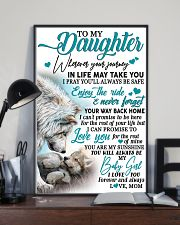 Special gift for daughter - C 193 11x17 Poster lifestyle-poster-2
