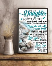Special gift for daughter - C 193 11x17 Poster lifestyle-poster-3
