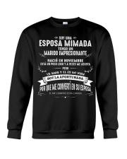 Soy la afortunada - C11 Noviembre Wife Store Crewneck Sweatshirt thumbnail