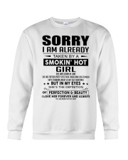 Perfect gift for your loved oneAH006 Crewneck Sweatshirt thumbnail