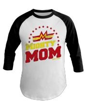 Perfect Gift For Your Mom Baseball Tee thumbnail