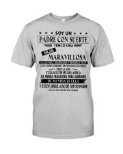 Obtén el regalo perfecto para DAD - D Classic T-Shirt front