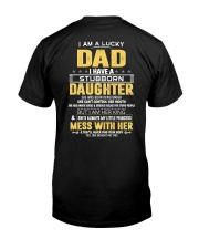 Tung store - Gift for your Dad T6-127 11 Classic T-Shirt back