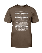 Special gift for grandson - C00 Classic T-Shirt thumbnail