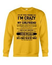 Gift for boyfriend T0 T3-152 Crewneck Sweatshirt thumbnail
