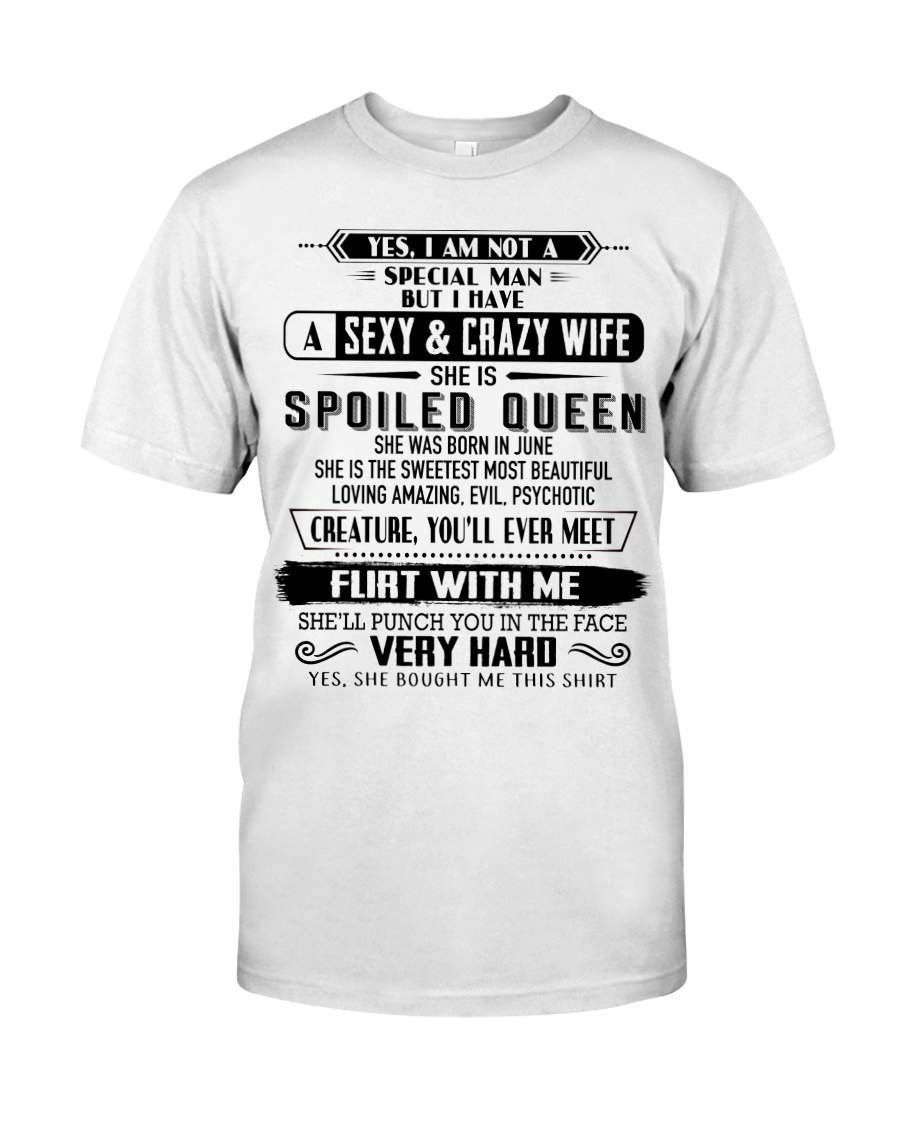 gift for your wife S6 Classic T-Shirt