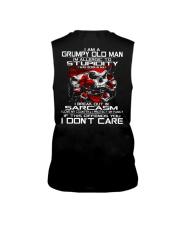 I'm A Grumpy Old Man - I Love My Country Sleeveless Tee thumbnail