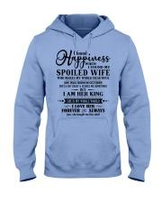 Perfect gift for Husband- October Hooded Sweatshirt thumbnail