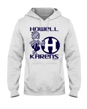 Howell Karens Hooded Sweatshirt front
