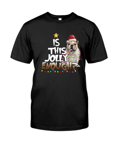 Is This Jolly Enough American Bulldog