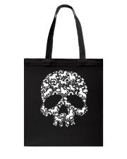 Unicorn skull Tote Bag thumbnail