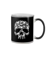 Unicorn skull Color Changing Mug thumbnail