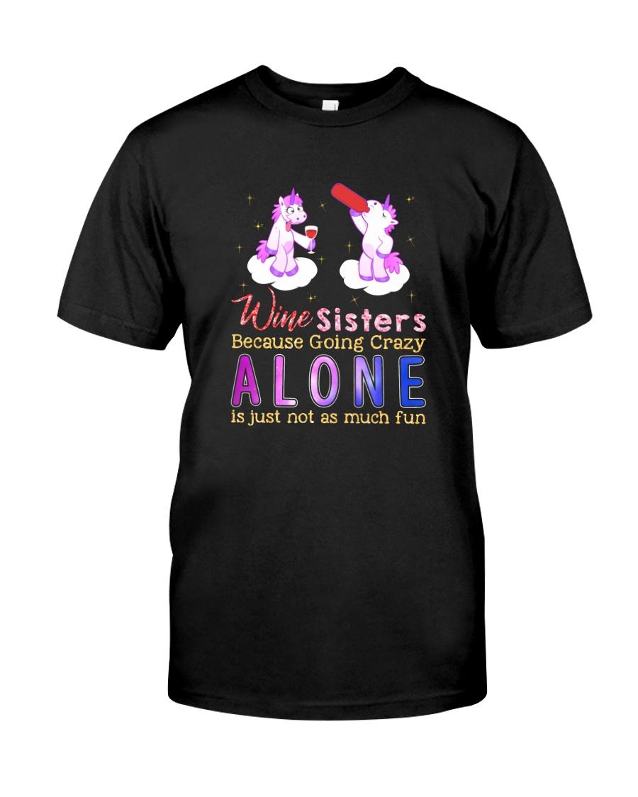 Unicorn alone Classic T-Shirt