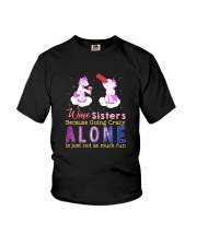 Unicorn alone Youth T-Shirt thumbnail
