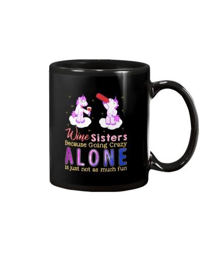 Unicorn alone