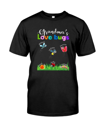 Grandma love bugs