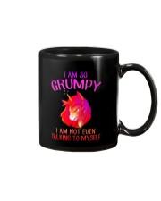Unicorn grumpy Mug thumbnail