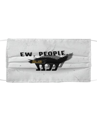 Cat Ew People Mask