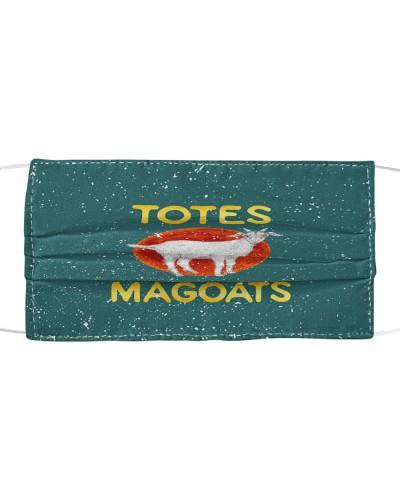 TOTES MAGOATS MASK