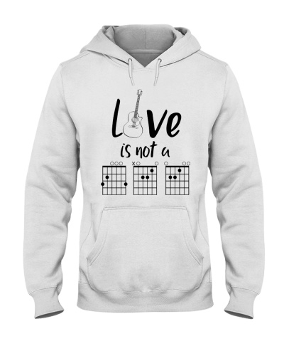 Guitar Love Is Not A Game