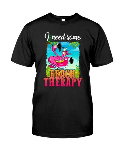 Flamingo i need some beach therapy