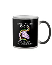 Unicorn o c d Color Changing Mug thumbnail