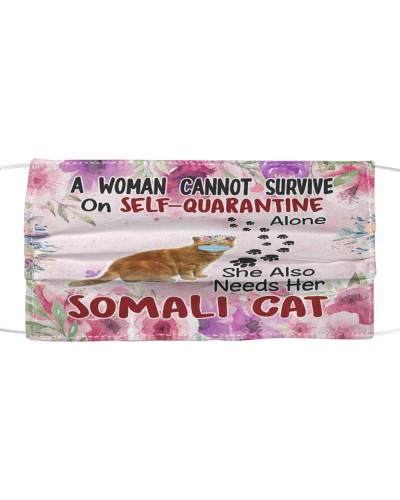 She Also Needs Her Somali Masks