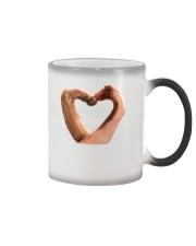 Dog heart Color Changing Mug thumbnail