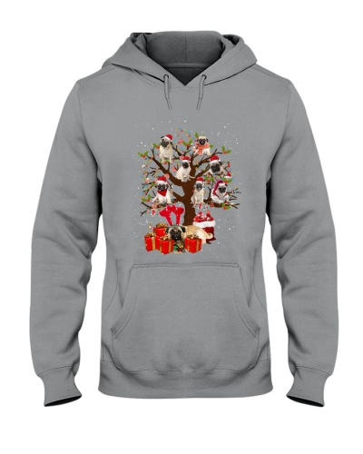 Dog Tree Noel Pug