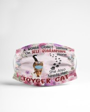 She Also Needs Her Toyger Masks Cloth face mask aos-face-mask-lifestyle-22