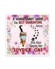 She Also Needs Her Toyger Masks Sticker - Single (Vertical) thumbnail